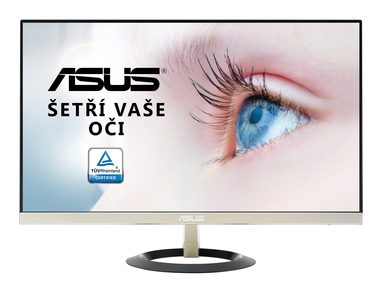"LCD Monitor 24"" ASUS VZ249H / IPS / FHD 1920 x 1080 / 16:9 / 5 ms / 250 cd / 80M:1 / VGA + HDMI"