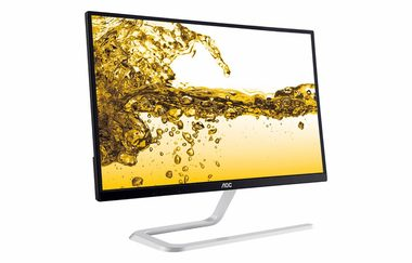 "LCD Monitor 21.5"" AOC I2281FWH / IPS W-LED / 1920x1080 / 1000:1 / 4ms / 250 cd / VGA / HDMI / černá"