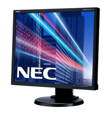 "LCD Monitor 19"" NEC V-Touch 1925-5U / IPS / 1280x1024 / W-LED / 6ms / 1000:1 / 250cd-m2 / DVI -D / DP / Audio / černá"
