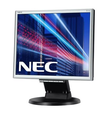 "LCD Monitor 17"" NEC V-Touch 1722-5U / TN / 1280x1024 / W-LED / 5ms / 1000:1 / 250cd-m2 / DVI -D / DP / Audio / černá"