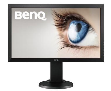 "LCD Monitor 24"" BenQ BL2405PT / LED / 1920 x 1080 / TN / 16:9 / 2ms / 1000:1 / 250cd-m2 / VGA / DP / HDMI / Pivot / Černý"