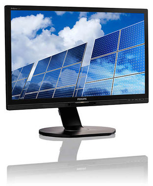 "LCD Monitor 24"" PHILIPS 241B6QPYEB-FHD / IPS LED / FHD / 16:9 / 5ms / 1000:1 / 250cd / DP+DVI+VGA+USB / pivot / repro / Černý"