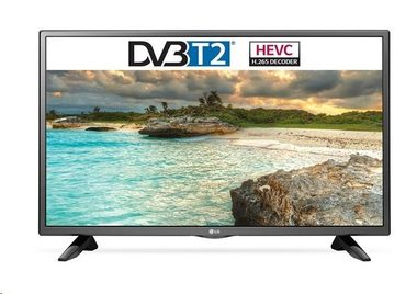 "LCD Monitor 32"" LG 32LH510U / LED TV / HD / 1366x768 / 50Hz / HDMI / Scart / černá"
