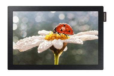 "LCD Monitor 10.1"" SAMSUNG DB10E-POE / LED / 1280 x 800  / 30ms / 900:1 / 450cd-m2 / HDMI / Černý"