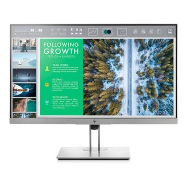 "LCD Monitor 23.8"" HP EliteDisplay E243 / IPS / 1920x1080 / 250 cd / 1000:1 / 5ms / VGA + HDMI+ DP"