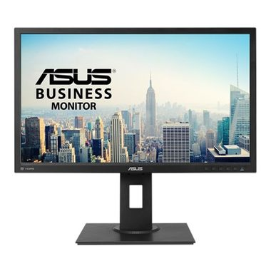 "LCD Monitor 24"" ASUS BE249QLBH / IPS / FHD 1920 x 1080 / 16:9 / 5 ms / 250 cd-m2 / 1000:1 / VGA + DVI-D + HDMI + DP / VESA"