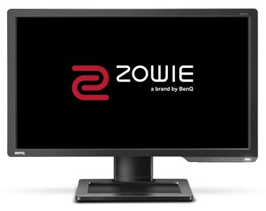 "LCD Monitor 24"" ZOWIE by BenQ XL2411P černá / TN / 1920x1080 / 1000:1 / 350cd / 1ms / DVI+HDMI+DP+Jack / LBL / 144Hz"