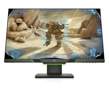 "LCD Monitor 24.5"" HP 25x / TN / LED / 1920 x 1080 / 16:9 / 1ms / 1000:1 / 400cd-m2 / HDMI+DP"