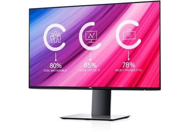 "LCD Monitor 24"" DELL U2419H UltraSharp černá / LED / 1920x1080 / IPS / 16:9 / 8ms / 1000:1 / 250cd-m2 / HDMI+DP+miniDP / 3YNBD"
