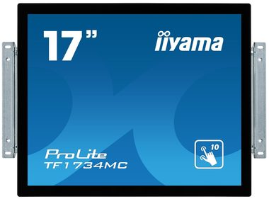 "LCD Monitor 17"" IIYAMA ProLite TF1734MC-B6X černá / LED / TN / 1280 x 1024 / 5:4 / 5 ms / 1000:1 / VESA"