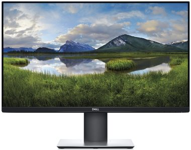 "LCD Monitor 27"" DELL P2720D černá / LED / 2560x1440 / IPS / 16:9 / 8ms / 1000:1 / 350cd-m2 / HDMI+DP+USB / 3YNBD"