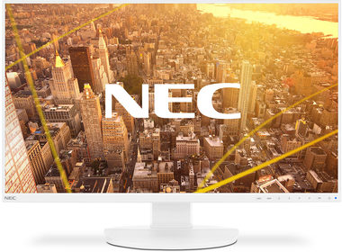 "LCD Monitor 27"" NEC EA271F /1920x1080 / IPS / 6ms / 1000:1 / 250cd-m2 / DVI-D+DP+HDMI+VGA / jack 3.5mm"