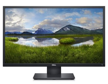 "LCD Monitor 27"" DELL E2720H černá / LED / 1920x1080 / IPS / 16:9 / 8ms / 1000:1 / 300cd-m2 / DP+VGA / 3YNBD"