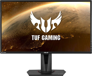 "LCD Monitor 27"" ASUS TUF Gaming VG27BQ černá / LED / 2560x1440 / TN / 16:9 / 1ms / 1000:1 / 350 cd-m2 / HDMI+DP / VESA"