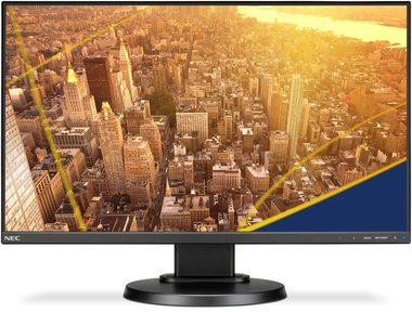 "LCD Monitor 24"" NEC E241N / IPS / FHD 1920 x 1080 / 16:9 / 6 ms / 250 cd-m2 / 1000:1 / VGA + HDMI +DP / VESA"