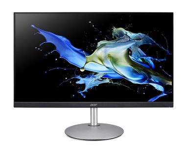 "LCD Monitor 27"" Acer CB272 černá / LED / 1920x1080 / IPS / 16:9 / 1ms / 1000:1 / 250 cd-m2 / HDMI+DP+VGA / VESA"
