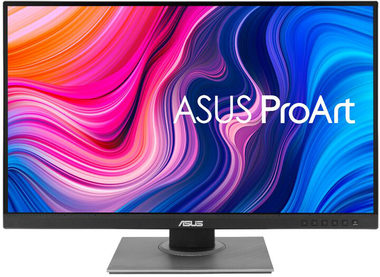 "LCD Monitor 27"" ASUS PA278QV černá / LED / 2560 x 1440 / IPS / 16:9 / 5ms / 1000:1 / 350 cd-m2 / HDMI+DVI+DP / VESA"