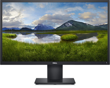 "LCD Monitor 24"" DELL E2421HN černá / LED / 1920x1080 / IPS / 16:9 / 8ms / 1000:1 / 250cd-m2 / HDMI+VGA / VESA / 3YNBD"
