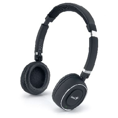 Genius headset - HS-980BT, bluetooth (sluchátka + mikrofon)