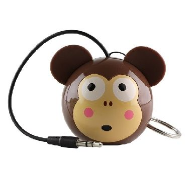 KitSound Mini Buddy Monkey reproduktor / Jack 3,5 mm