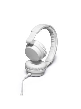 Urbanears ZINKEN True White  / Microfone / 40mm / 20Hz-20kHz / 85 oHm / 98dB / 3.5+6.3mm / 1.2m / ZoundPlug /  Bílá