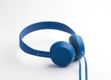 Coloud KNOCK Transition Blue / 40mm / 20Hz-20kHz / 32 oHm / 3.5 jack / Modrá