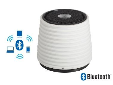 Audiosonic SK-1525 Bluetooth reproduktor / Bílá