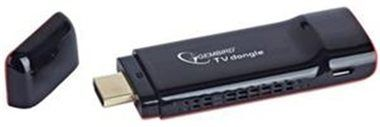 Gembird SMP-TVD-001 / Smart TV HDMI Dongle / ANDROID 4.1.1 / ARM Cortex A9 Dual Core / 1GB / 4GB / WiFi