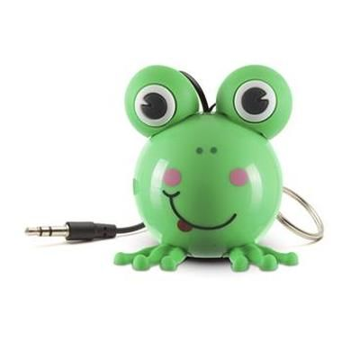 KitSound Mini Buddy Frog reproduktor / Jack 3,5 mm