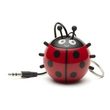 KitSound Mini Buddy Ladybird reproduktor / Jack 3,5 mm