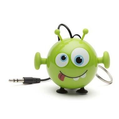 KitSound Mini Buddy Alien reproduktor / Jack 3,5 mm