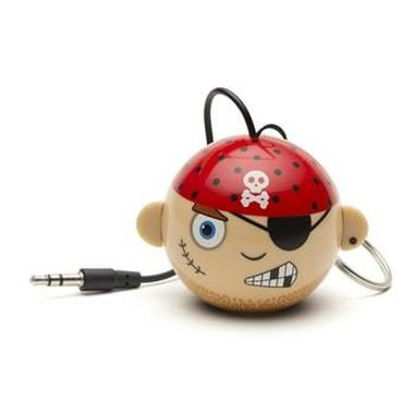 KitSound Mini Buddy Pirate reproduktor / Jack 3,5 mm