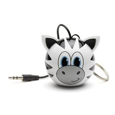 KitSound Mini Buddy Zebra reproduktor / Jack 3,5 mm