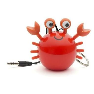 KitSound Mini Buddy Crab reproduktor / Jack 3,5 mm