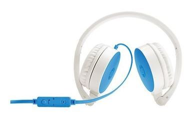 HP H2800 / Stereo Headset / Ocean Blue
