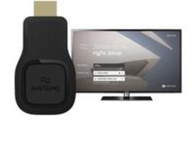 AIRTAME AT-DG1 / bezdrátové streamování do TV / WiFi HDMI dongle / DualBand Wi-Fi / Multicast / WPA2 Enterprise / 1080p