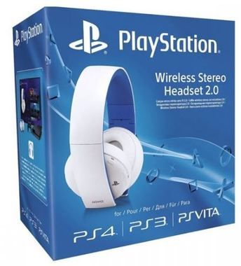 ps4 wireless stereo headset 2 0 bezdr tov sluch tka. Black Bedroom Furniture Sets. Home Design Ideas