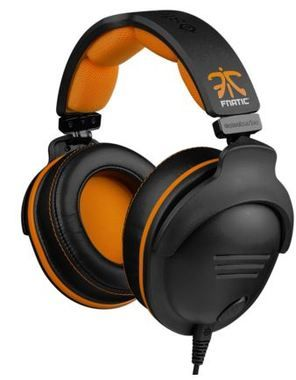 SteelSeries 9H Headset / sluchátka s mikrofonem / 3,5 mm jack / Fnatic Team Edition