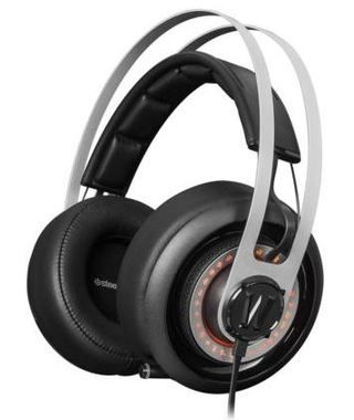 SteelSeries Siberia Elite World of Warcraft / sluchátka s mikrofonem / 3,5 mm jack / černá