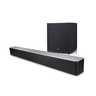 LG Sound Bar LAS950M-HS9 wireless / 7.1 / bezdrátový subwoofer / WiFI / BT / multiroom