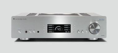 Cambridge Audio Azur 851N / stříbrná