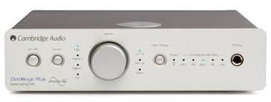 CAMBRIDGE AUDIO DAC MAGIC PLUS / stříbrná