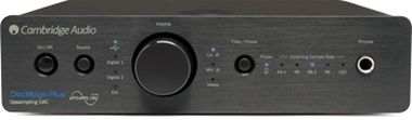 CAMBRIDGE AUDIO DAC MAGIC PLUS / černá