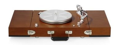 RICATECH Gramofon RTT99 Wooden Turntable