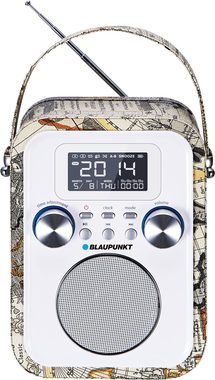 BLAUPUNKT PP20MP / Rádio / FM PLL / SD / USB / AUX / Bluetooth / přenosné