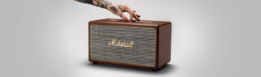 MARSHALL Stanmore Bluetooth Brown / Bluetooth reproduktor / hnědá
