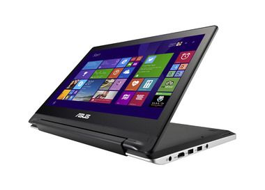 "Notebook ASUS TP300LA-DW002H / 13.3"" HDTouch / Intel Core i5-4210U 1.7GHz / 4GB / 500GB / Intel HD 4400 / Win8.1 /W10 upgrade fre"