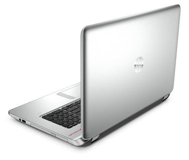 "Notebook HP Envy 17-k100nc / 17.3"" / Intel i7-4510U 2.0GHz / 8GB / 1TB+8GB / nVidia GTX 850M 4GB / Win8.1 / stříbrná"