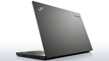 "Notebook Lenovo ThinkPad T550 / 15.6"" / Intel i7-5600U 2.6GHz / 8GB / 256GB SSD / Intel HD 5500 / W7P+W8P / černá"