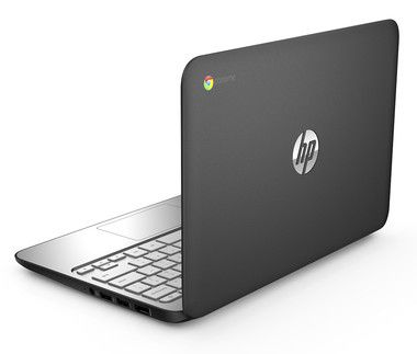 "Notebook HP ChromeBook 11 G3 / 11.6"" / Intel Celeron N2840 2,16GHz / 4GB / 16GB eMMC SSD / Intel HD / Chrome OS / černá"